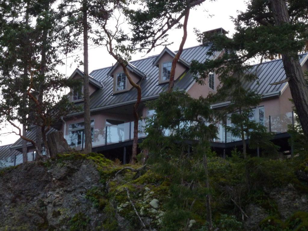 Prevost Island, B C  for sale: 2 adjacent 5-acre properties, each